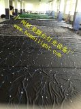 led star curtain ,led video curtain workshop