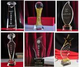 Crystal Award & Trophy