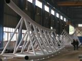 Pipe truss