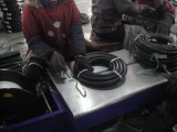 Coiled Packing for Hose Assembly