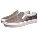 Best Sport Style Footwear Beige Canvas Espadrille Shoes for Male/Female