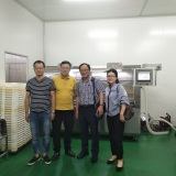 2017.9 SGC150 middle speed soft gelatin production line