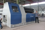 Large Rolling Machine exported by our sales