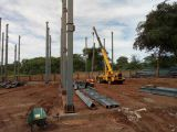 Steel Structure Warehouse for Malawi
