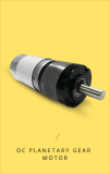 NEW PRODUCT---DC Planetary Gear Motor