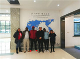 Our Kenya Customers coming to visit our factory