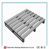 Heavy Duty Stackable Steel Pallet Standard Pallet Size