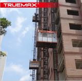 Building Hoist in Columbia