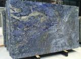Azul Bochira Blue Quartz Granite Slab