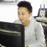Sales Department--Frank Yin