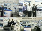 Great Show at CWIEME CHICAGO-SDM MAGNETICS