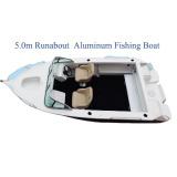 5.0m Aluminum Fishing yacht