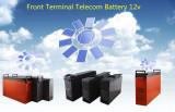 Front Terminal Telecom Battery 12V Series