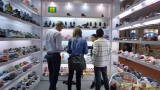 The South Africa Client Show Interest for Our Children Shoes in 112 Carton Fair
