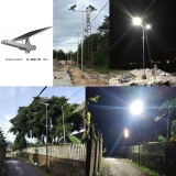 Road Smart Integrated Solar Nighthawk Light in Indonesia