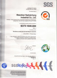 ISO/TS 16949:2009 Certificate