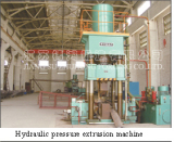 Hydraulic Pressure Extrusion Machine