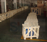 SHHK Electric Motor packing: frame case