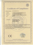 Outdoor High Speed IR PTZ CE Certificate