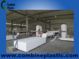 one of workshops for PVC foam board, biger one have 8 lines here