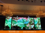 Indoor rental P3.91 stage event background led video display/screen/wall/panel/sign