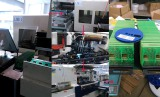 Skytone audio amplifier producing department