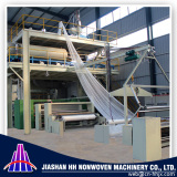 SINGLE S PP SPUNBOND NONWOVEN MACHINE
