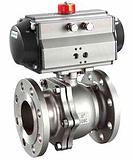The way to select actuator--pneumatic actuator