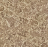 Foshan Tile Building Material Full Body Light Polished Glazed Porcelain Floor Tile Yellow (BMG23P)