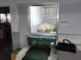 needle testing of cotton bag