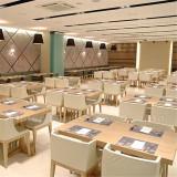 High end Soild wood table chair Wholesale restaurant furniture