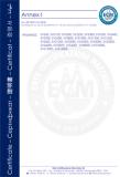 CE certificate SVS-2