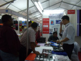 The 6th Dhaka International Exhibition. July,2012