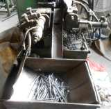 Screwdriver blade production line