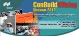 ConBuild Mining Vietnam 2012