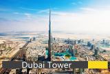 Dubai Burj Khalifa Tower( Dubai Tower)