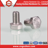 Full thread Stainless steel Hex bolt Din933
