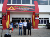 Vietnam Saigon Textile & Garment Industry Expo. April, 2012