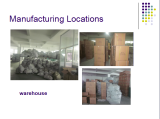 manufacturing lacations