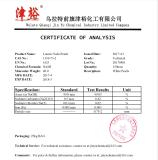 99% Caustic Soda Pearls - Test Certification (1)