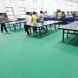 Light Rail Table Tennis Hall in Changchun