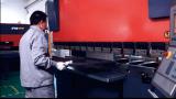 Chiller frame work maing process