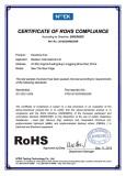 RoHS certificate for Fan