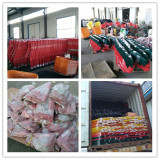 Packing of Wheel barrows