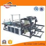 3 lines bag making machine