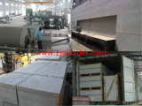 Fiber cement board factory