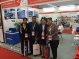 EVERGEAR attended China plas in Gangzhou city