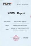 MSDS - Platinum Cure Silicone Rubber Part A