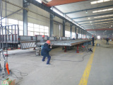 semi trailer workshops and production lines exhibitions