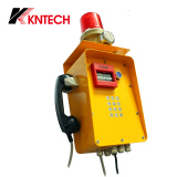 Fire Alarm Telephone Emergency Help Knzd-46 Kntech Industrial Telephone